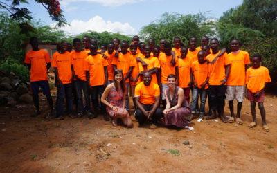 18 Schützlinge erhalten eine Schulausbildung – Dank Eurer Unterstützung!